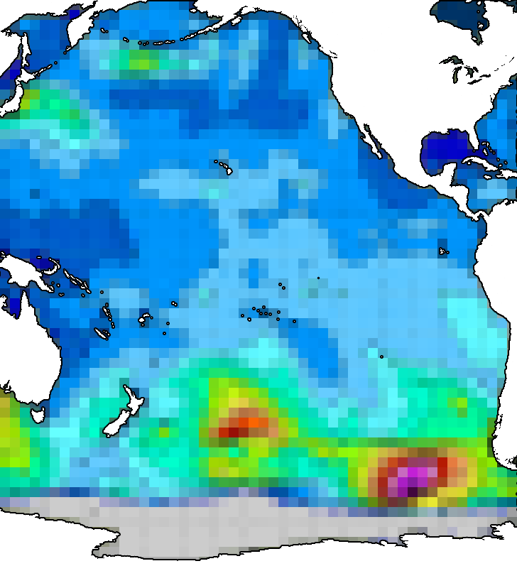 Hawaii Swell Height Model