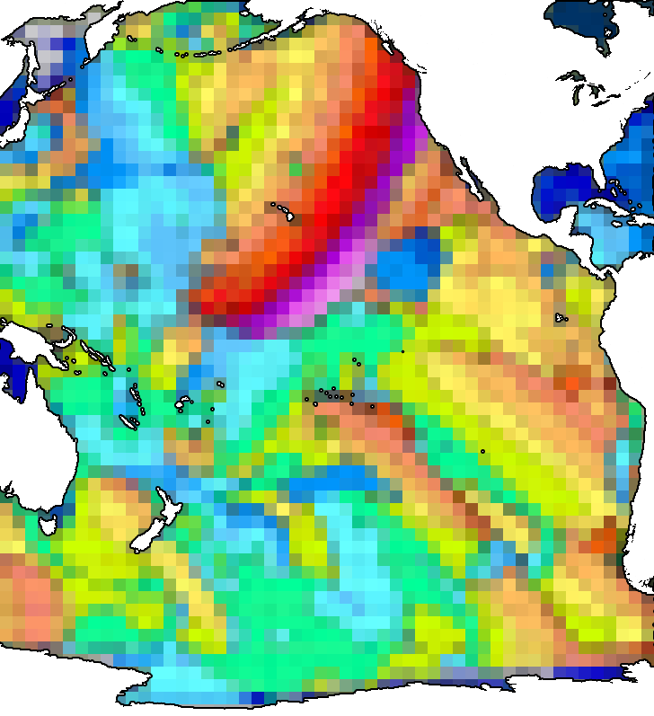 Hawaii Swell Period Model